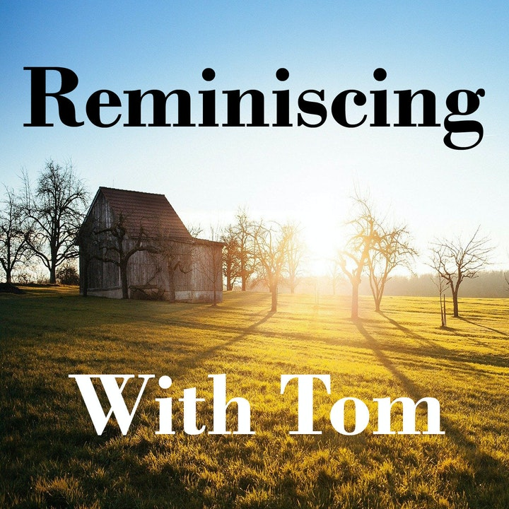 RWT24 Reminiscing with Tom - Ghosts and leaky houses