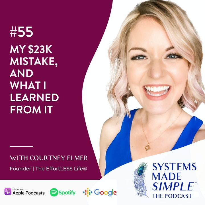 My $23K Mistake, and What I Learned From It