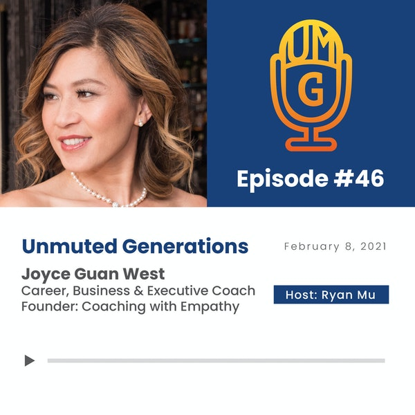 Joyce Guan West: Leveling Up with Coaching with Empathy Founder Image