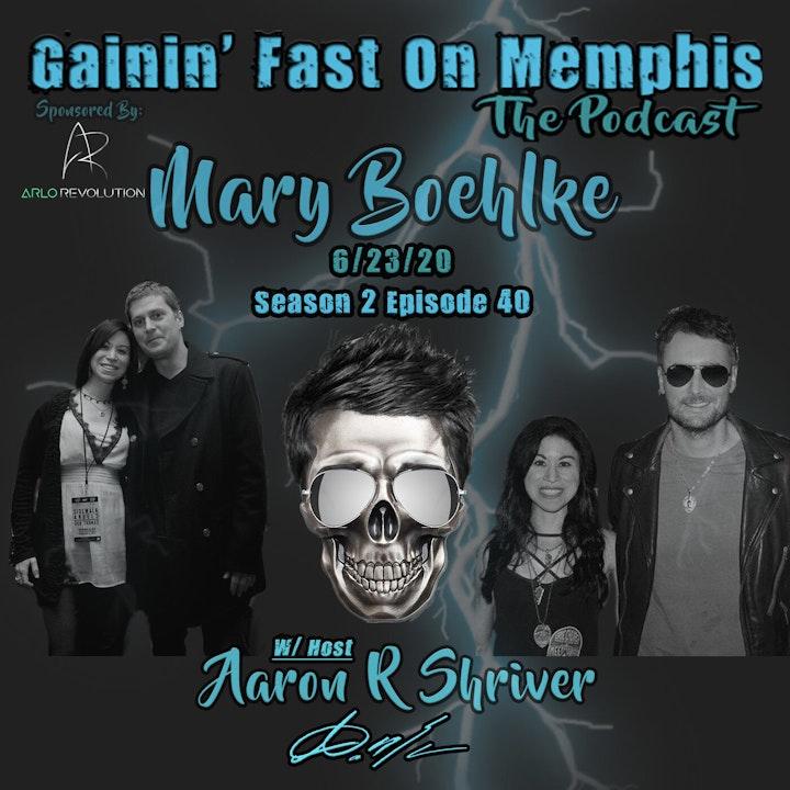 "Mary Boehlke   ""Church Choir"" Member & Live Music Fan"