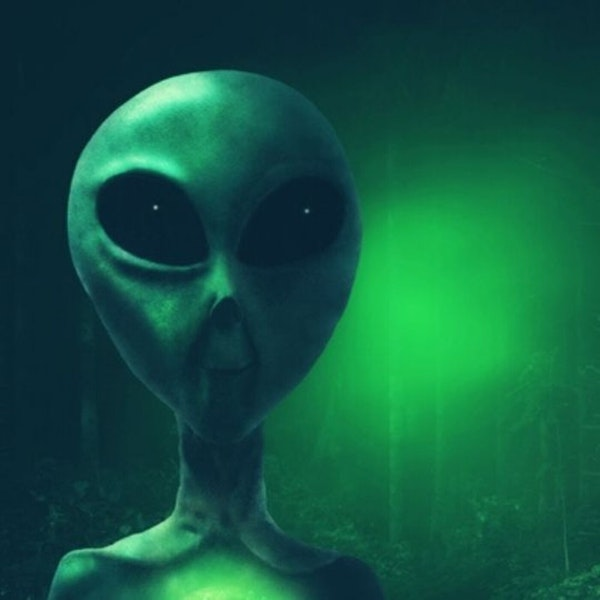 Little Green Men or Collective Hallucinations: Craziness in Kentucky. Image