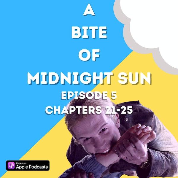 Midnight Sun,' Ch. 21-25   Twilight Saga Image