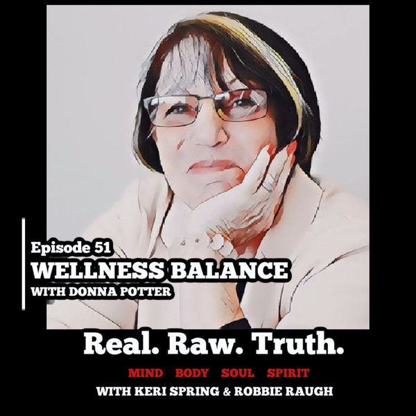 051: Wellness Balance With Donna Potter Image
