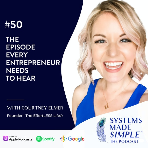The Episode Every Entrepreneur Needs to Hear Image