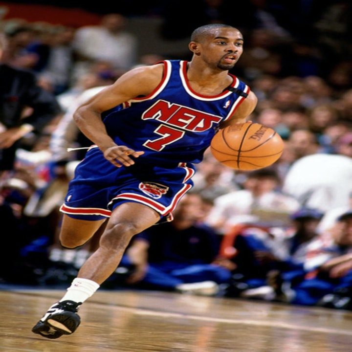 Kenny Anderson: NCAA legend, NBA All-Star and New York City royalty - AIR031
