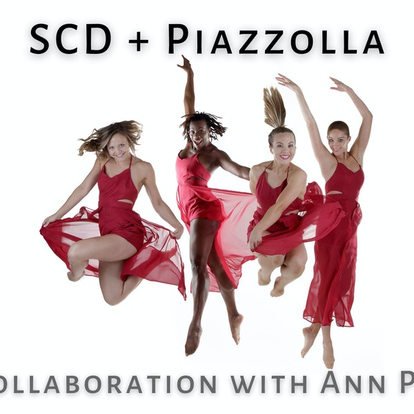 "Sarasota Contemporary Dance & Ann Hobson Pilot present ""SCD + Piazzolla,"" November 19-22 Image"