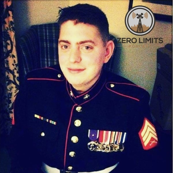 Ep. 26 Sgt John Peck (ret.) US Marine - Iraq & Afghanistan Veteran Quadruple Amputee Image