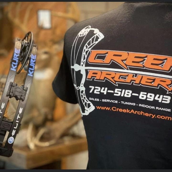 Bow season preparation with Creek Archery