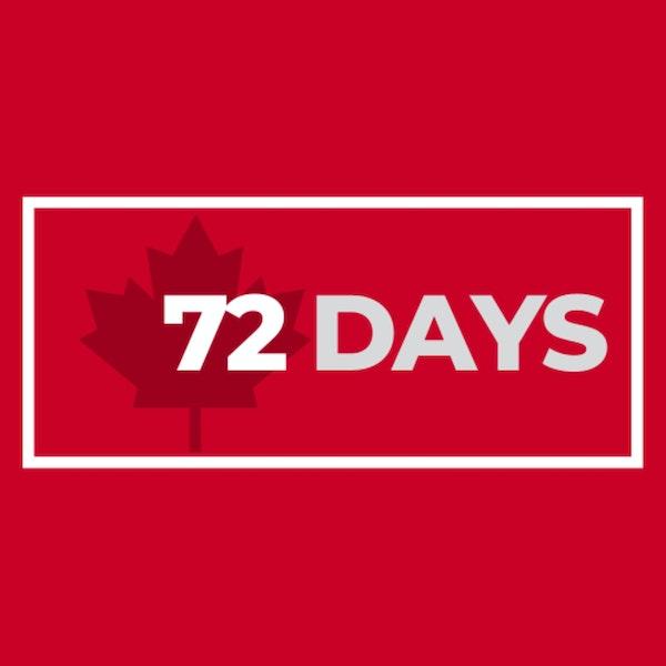72 Days: Justin Trudeau's Reality Pre-COVID-19