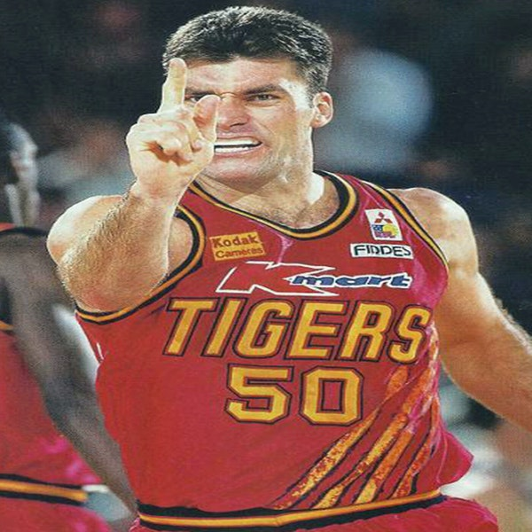 Mark Bradtke: Three-time NBL Champion, four-time Olympian and NBA player - AIR035 Image