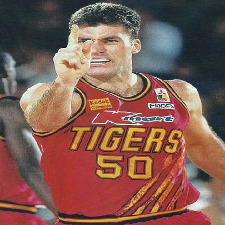 Mark Bradtke: Three-time NBL Champion, four-time Olympian and NBA player - AIR035