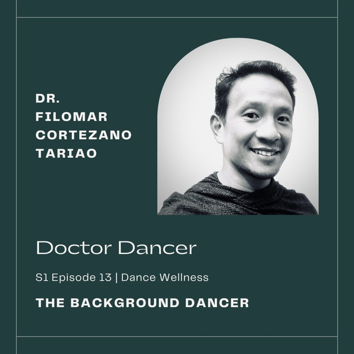 Doctor Dancer   Filomar Cortezano Tariao