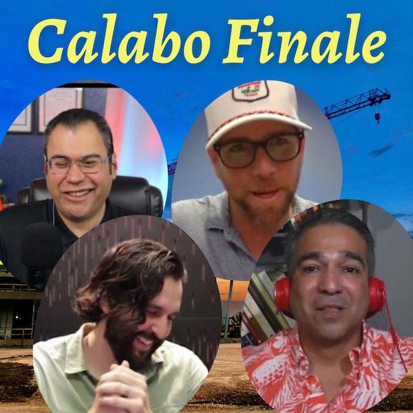 The Grande Calabo Finale with Authors Keyan Zandy and Joe Donarumo