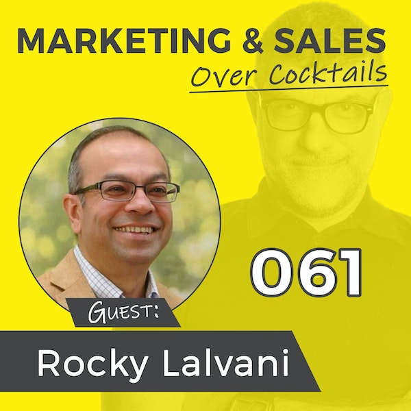 061: If Your Business Isn't Profitable, Nothing Else Matters. with ROCKY LALVANI Image