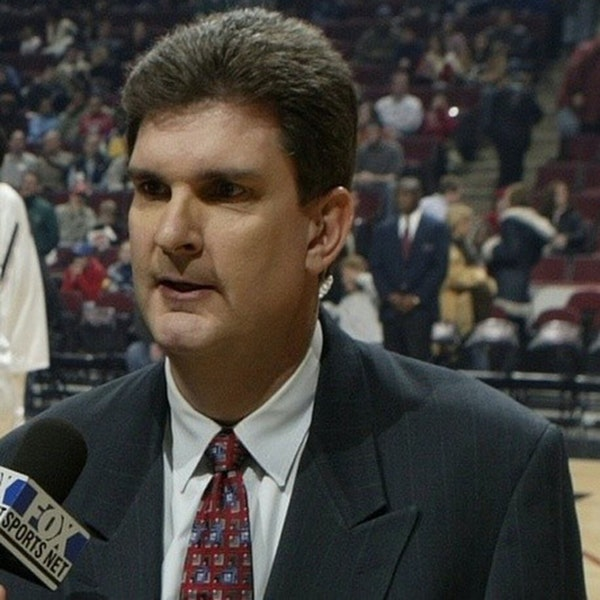 Tom Dore: Chicago Bulls TV commentator (1991-2008) - AIR002 Image