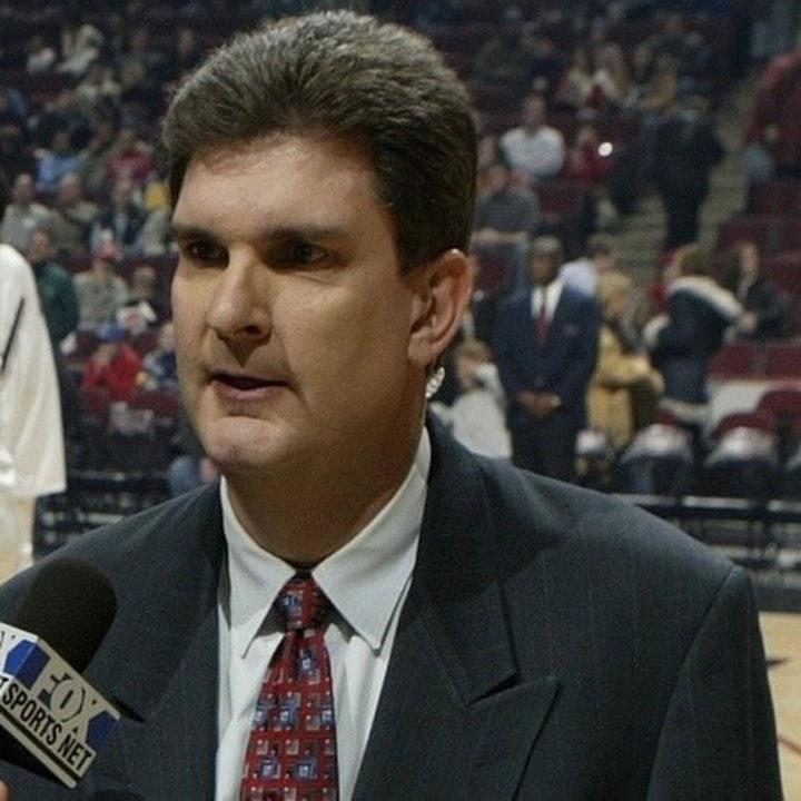 Tom Dore: Chicago Bulls TV commentator (1991-2008) - AIR002