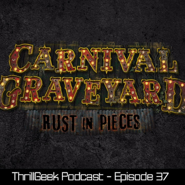 Carnival Graveyard Halloween Horror Nights 2018 & Mission Impossible Fallout REVIEW Image