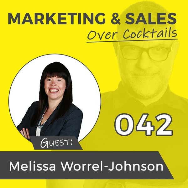 042: Do You Want That Promotion to be a Leader? with MELISSA WORREL-JOHNSON Image