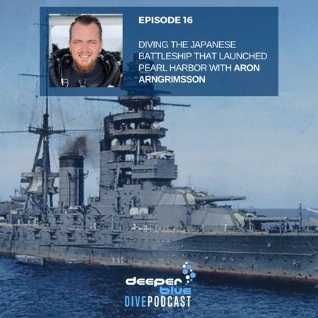 Diving the Japanese Battleship that Launched Pearl Harbor with Aron Arngrimsson, and Freediving for Rum Image