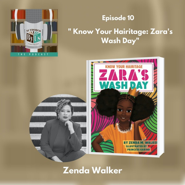 Know Your Hairitage: Zara's Wash Day Image