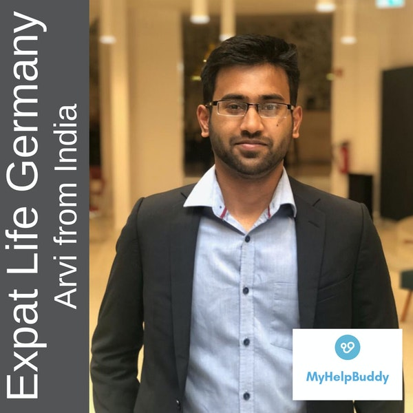Arvi From India - Founding a Startup in Germany