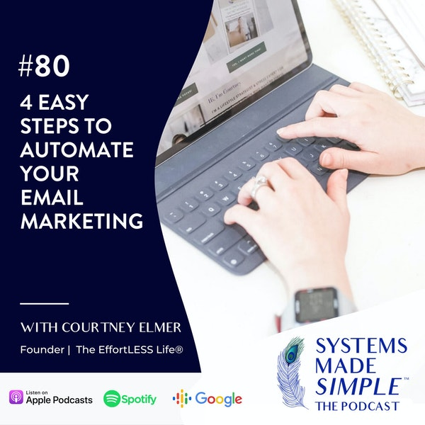 4 Easy Steps to Automate Your Email Marketing Image
