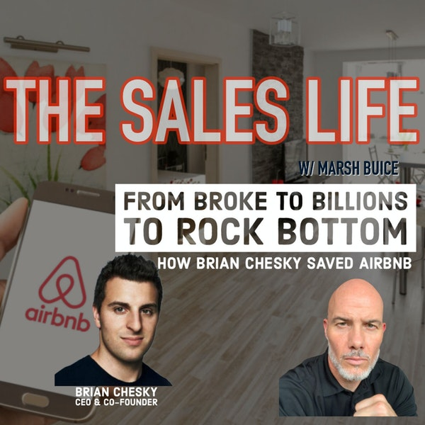 663. From Broke to Billions & Back To Rock Bottom | Leading through a crises. How CEO Brian Chesky saved Airbnb