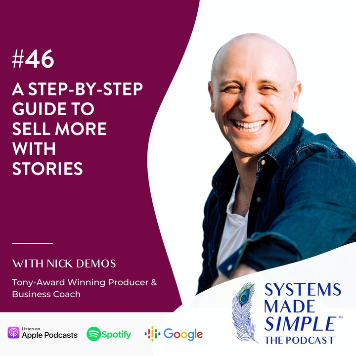 A Step-by-Step Guide to Sell More with Stories with Nick Demos