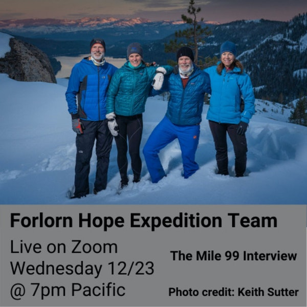 Episode 23 - Forlorn Hope Expedition Team Image