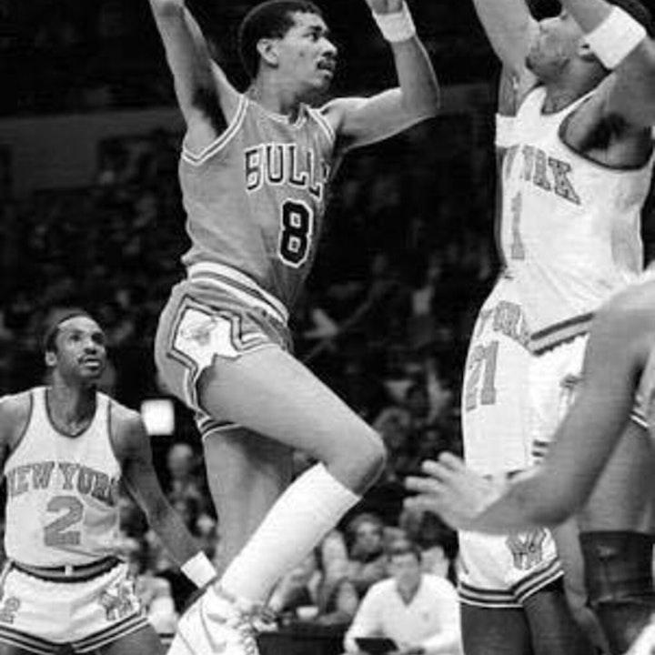 Michael Jordan's second NBA season - November 9 through 23, 1985 - NB86-4
