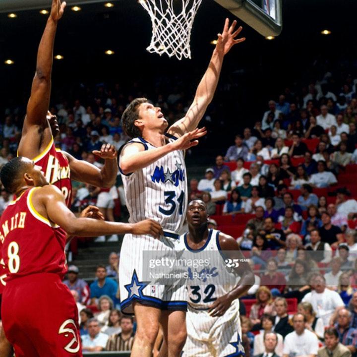 Jeff Turner: Vanderbilt standout, 1984 gold medalist and ten-year NBA veteran - AIR112