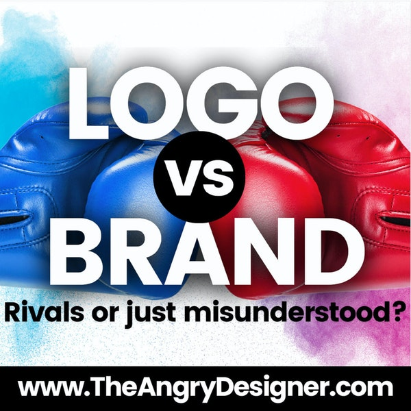 Logo vs Brand - what is the difference & why do we confuse them?