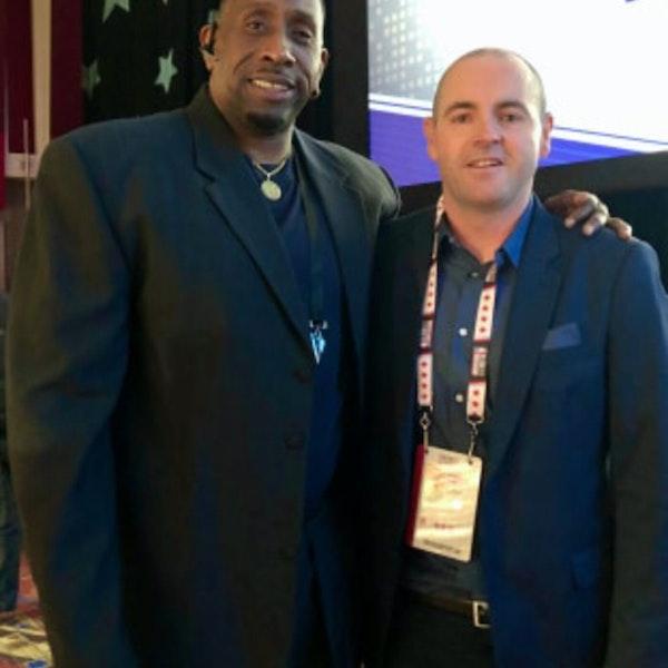 Jeff Sanders: Georgia Southern Hall of Famer and five-year NBA veteran - AIR109 Image
