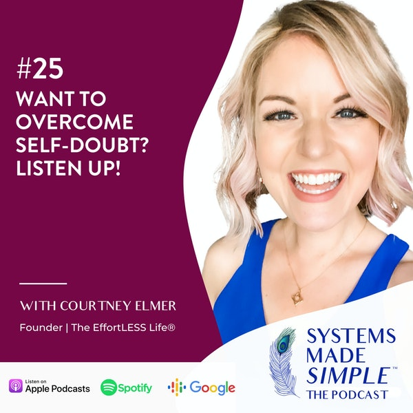 Want to Overcome Self-Doubt? Listen Up! Image