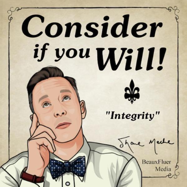 Episode 40 - Integrity Image