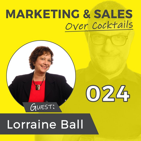 024: How To Keep Your Content Fresh, and Other Great Marketing Hacks, with Lorraine Ball Image