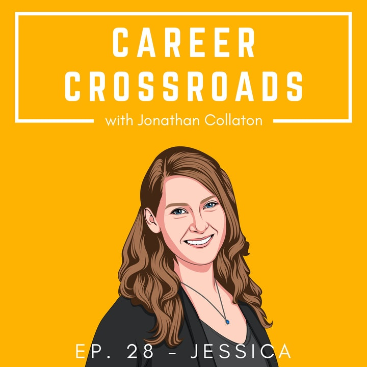Jessica – From Student Affairs to the Non-Profit Sector