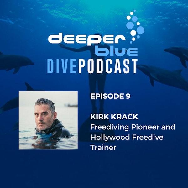 Freediving Legend Kirk Krack on How His Life Changed Forever, & Shark Researcher Dr Frida Lara on How to Sneak Up on sharks Image