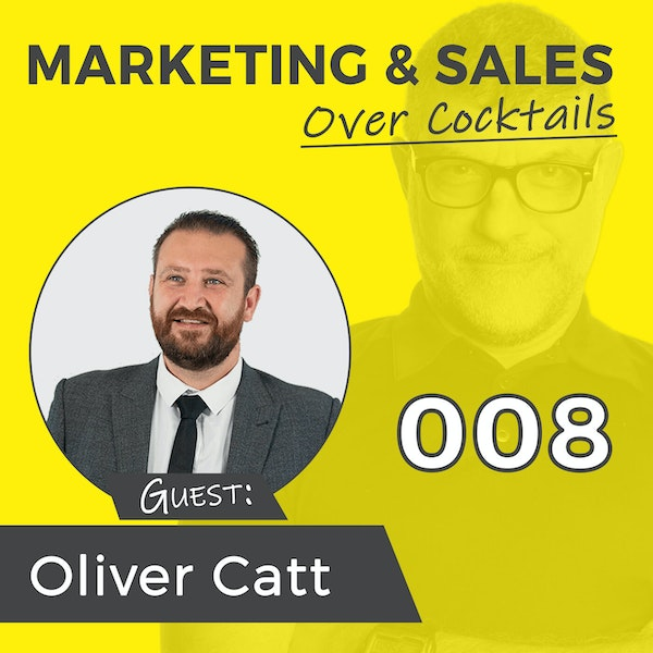 008: Sales Training is Not a BAD Thing! - with Oliver Catt Image