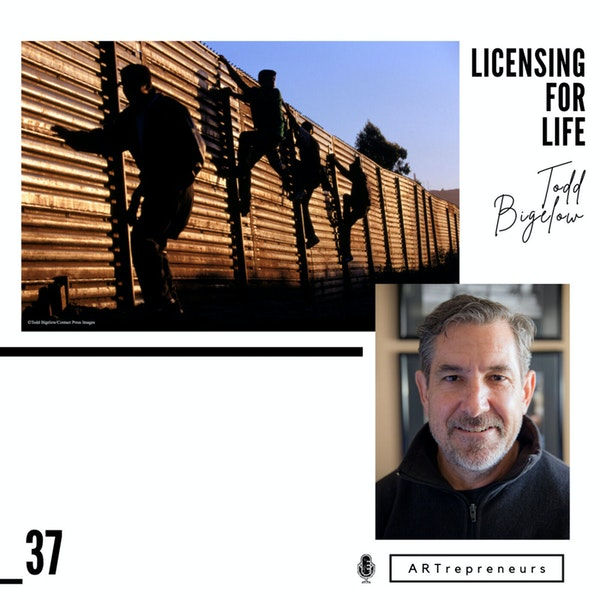 Todd Bigelow: Licensing for Life Image
