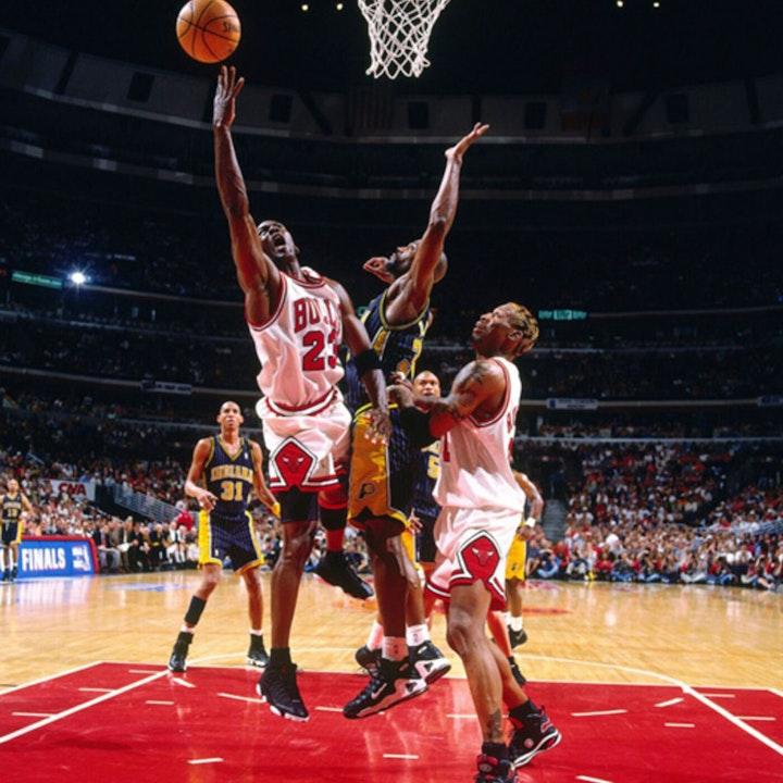Great NBA Games: Indiana Pacers vs Chicago Bulls (May 31, 1998) - AIR069