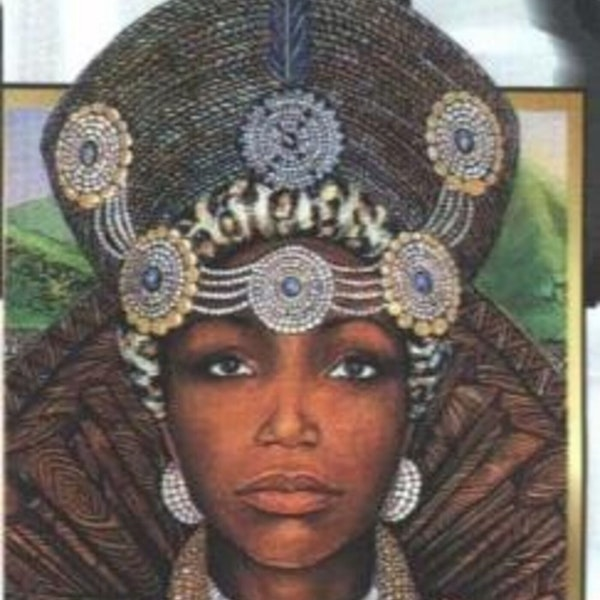 Ancestral spirits and God, Kings, Queens Rebels and Racism is discussed Image