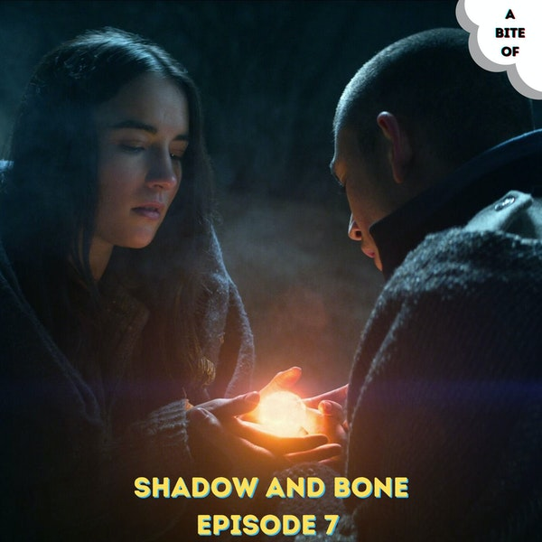 Shadow and Bone 7: The Unsea Image