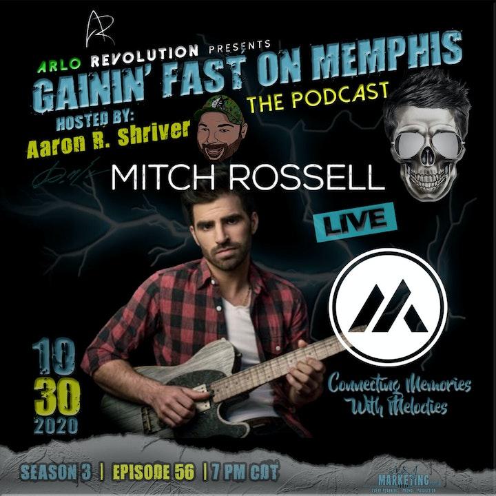 Mitch Rossell   Singer/Songwriter
