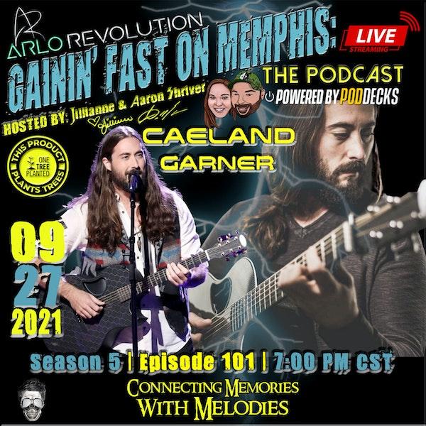 Caeland Garner | Singer/Songwriter