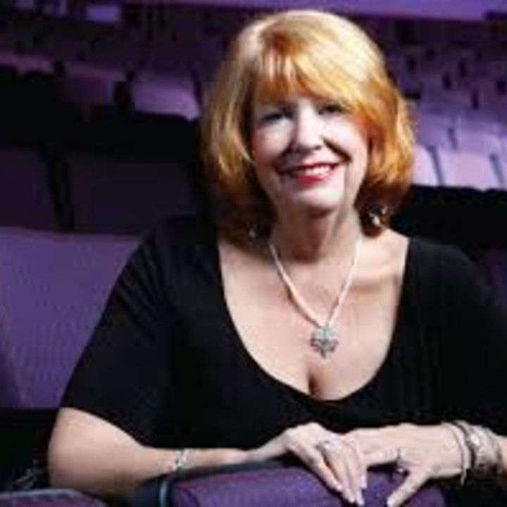 Mary Bensel, Executive Director of the Van Wezel Performing Arts Hall, Joins the Club