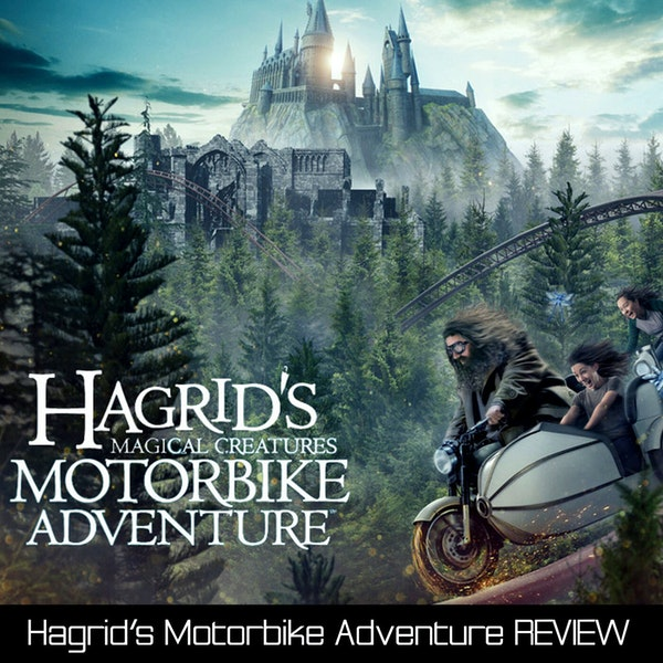 Hagrid's Magical Creatures Motorbike Adventure REVIEW Image