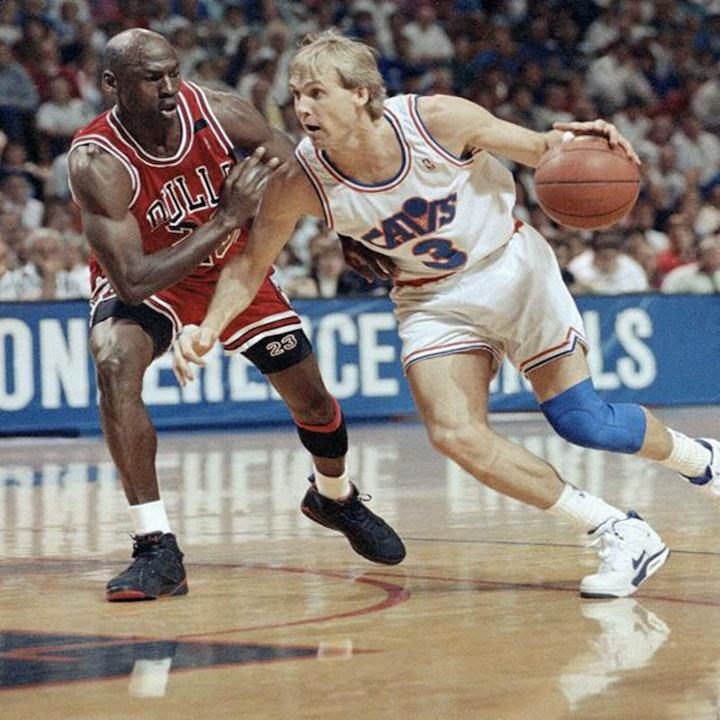 Craig Ehlo: Cleveland Cavaliers hero and NBA veteran - AIR016
