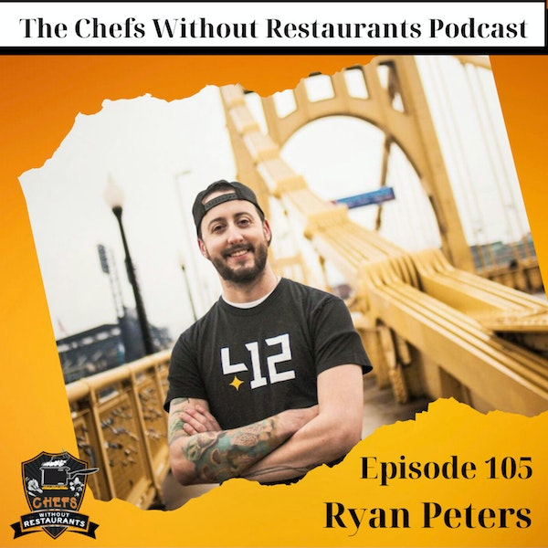 Ryan Peters on Leaving Restaurants to Focus on Content Creation and Pasta Making
