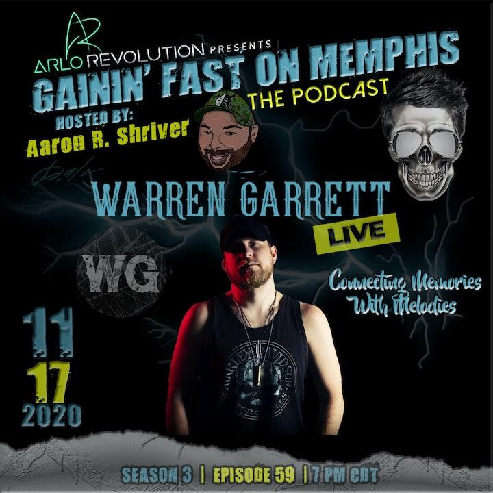 Warren Garrett   Singer/Songwriter